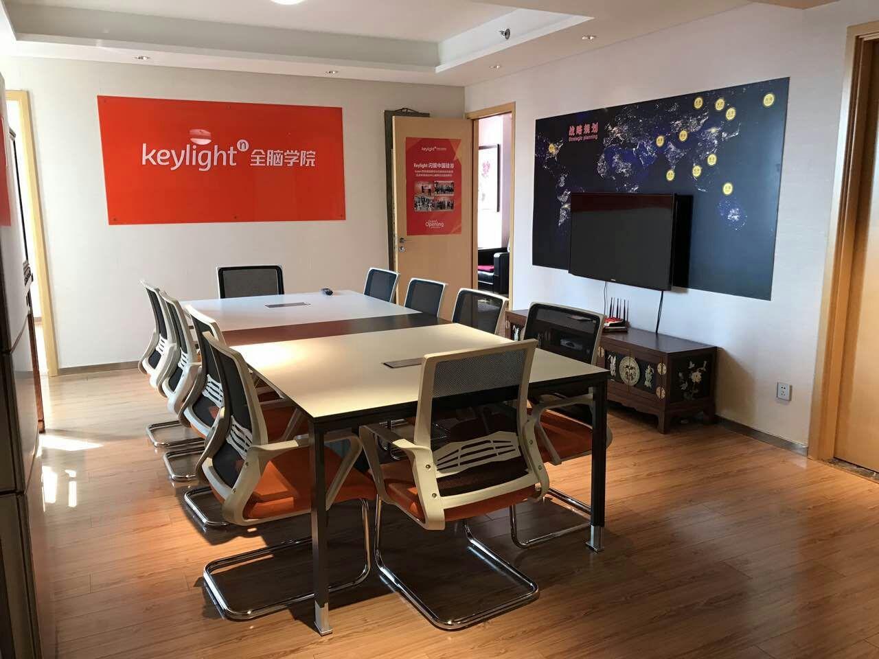 keylight大連オフィス